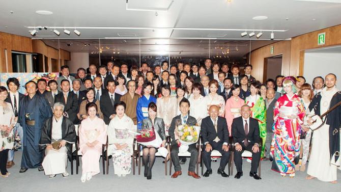 2013年3月21日 (一社)全日本伝統文化後継者育成支援協会を設立致しました!