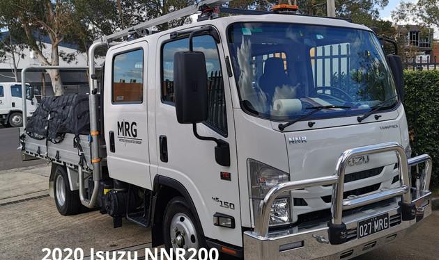MRG 2020 Isuzu NNR