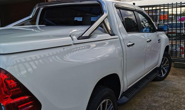 MRG 2017 Toyota Hi-Lux SR5 - After