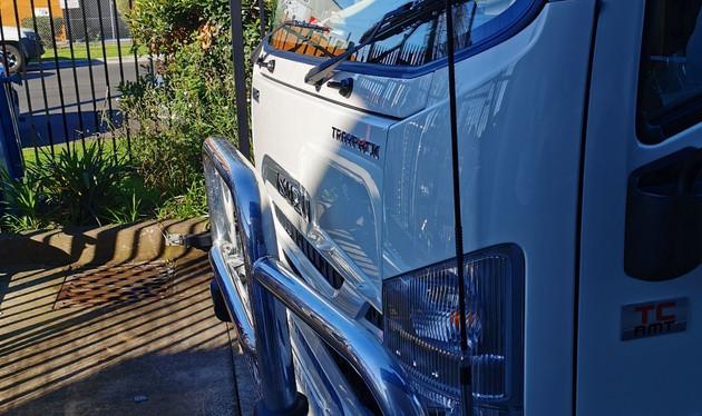 MRG 2020 Isuzu Gang Truck