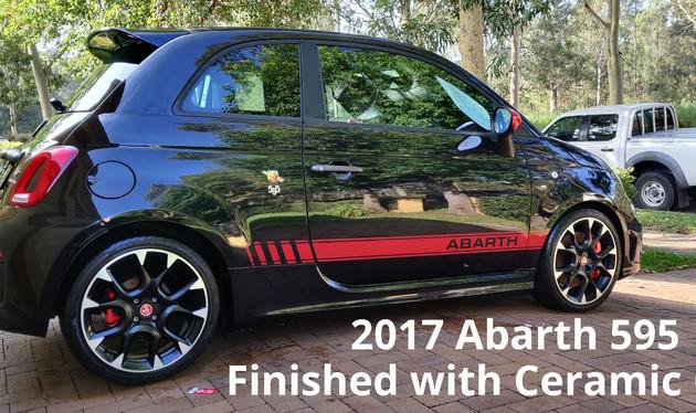 2017 Abarth 595 - Ceramic QFX