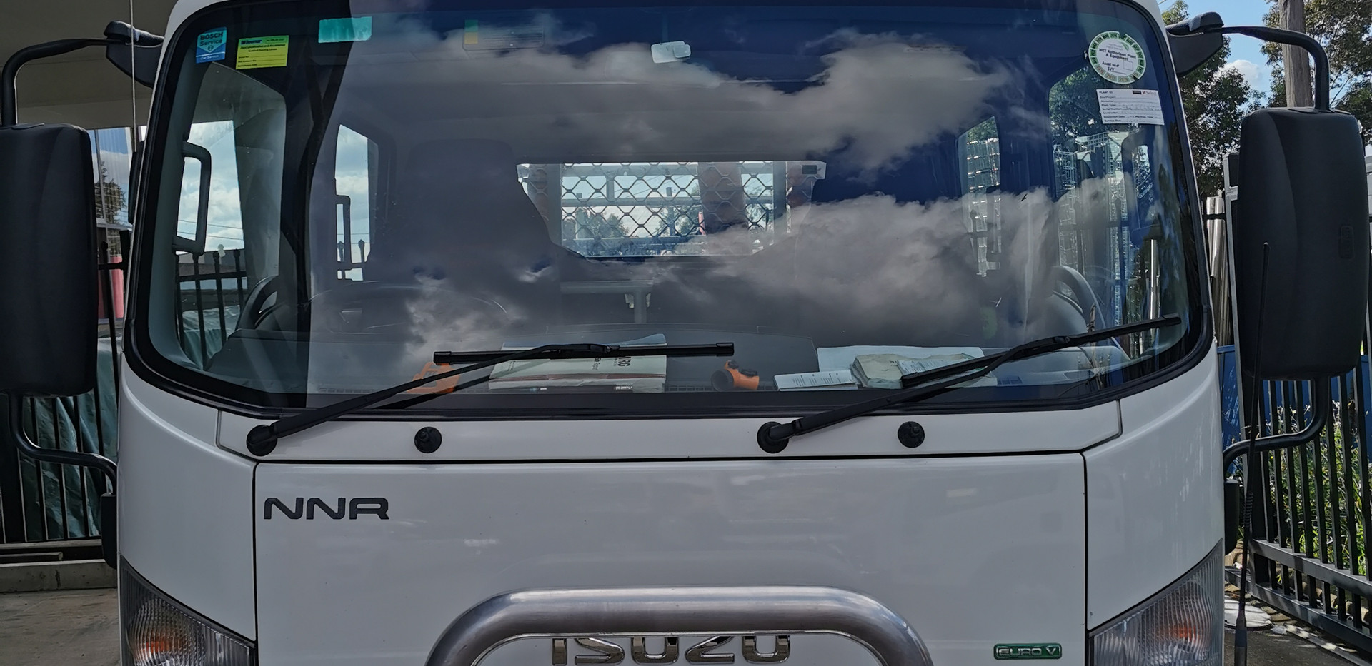 MRG Isuzu Gang Truck