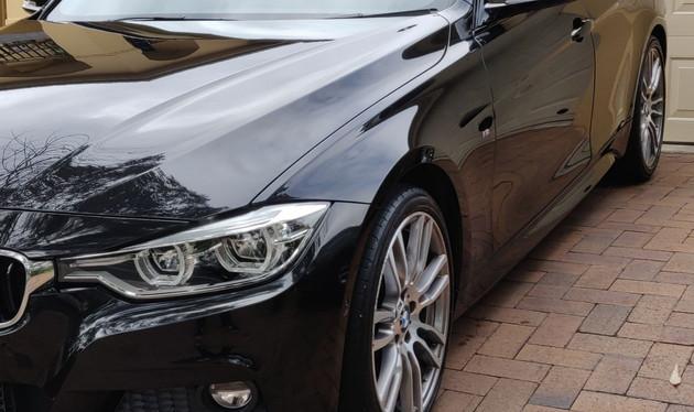 2016 BMW X4 - QFX Ceramic Coated