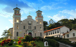 Igreja Matriz de Santa Rita de Cássi