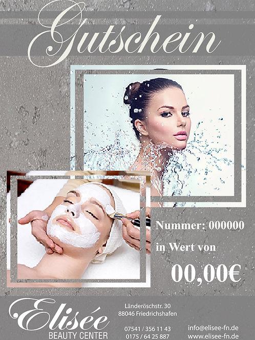 Gutschein über 20,00€ bei Elisee Beauty Center in Friedrichshafen