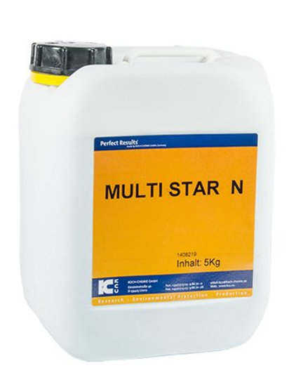 MULTI STAR N Универсальное бесконтактное средство 5 л. Koch Chemie 248005