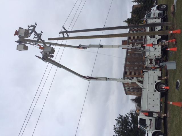 Hydropole Installation