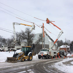 Ontario Electrical Contractors Winter Work