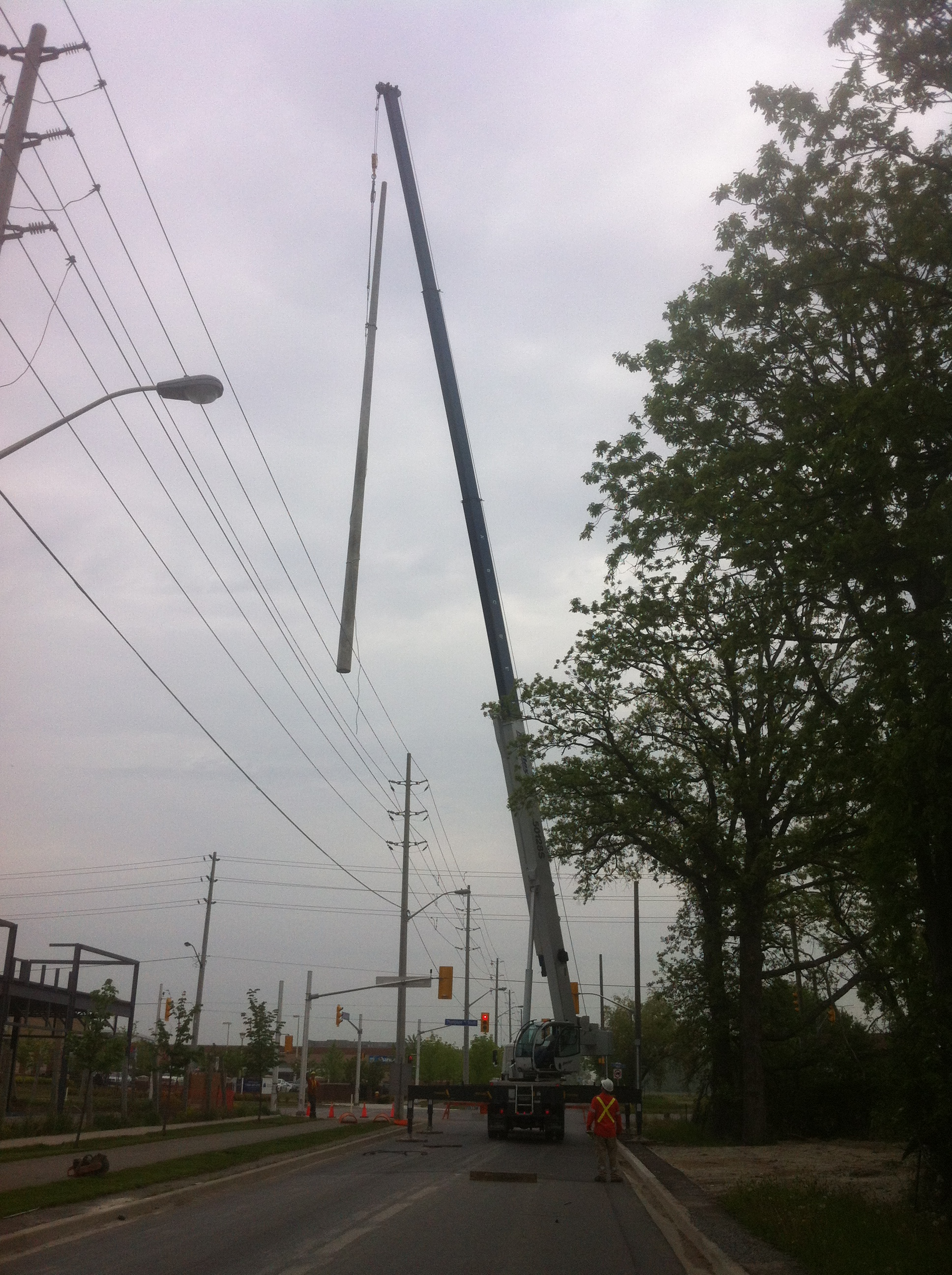 Hydropole and Electrical Contractors Ontario