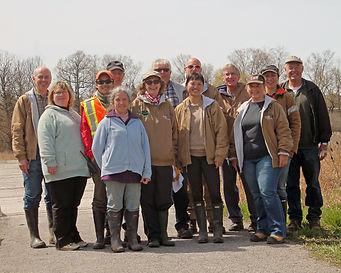 Volunteers for 10000 Trees