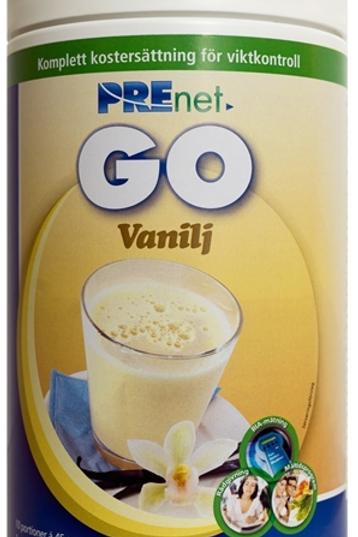 Prenet GO Vanilj
