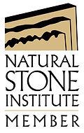 Member of th Natural Stone Institute