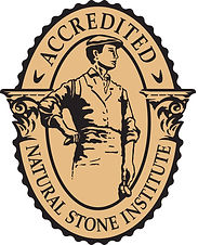 Fabricator Accredited by the Natural Stone Institute