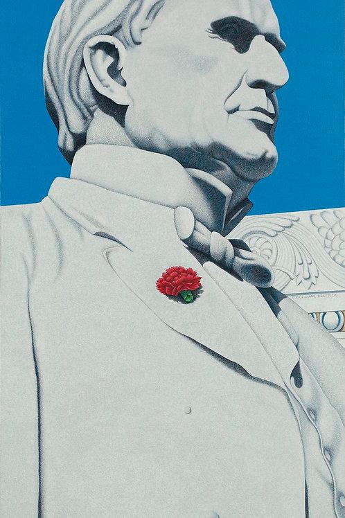 """William McKinley: Portrait in Stone"""