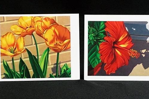 Floral Notecard Set #1