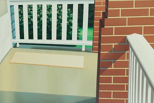 """Cleveland Heights Porch V"""