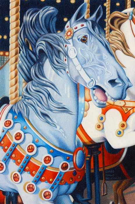 Illions Horse IV