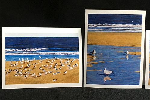 Beach Notecard Set