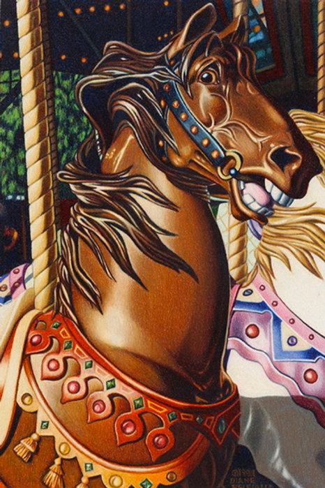 Illions Horse X