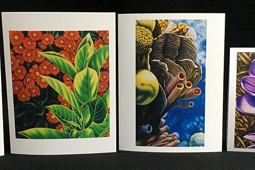 Floral Notecard Set #2