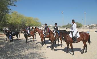 Shakhoora Riding centre