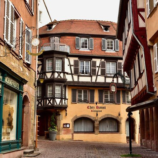 Alsace really has a grat vibe, recommend