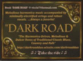 DARK ROAD duo