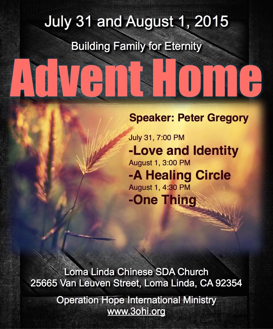Advent Home   3ohi