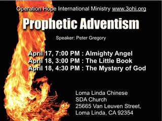 Prophetic Adventism
