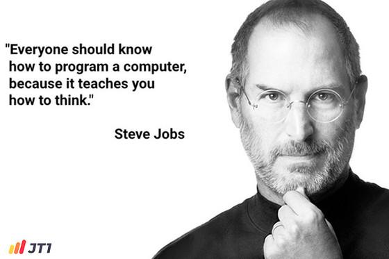 Bật mí lý do nên học code