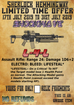 New Relic Weapon 'L4L' 17th July 2019