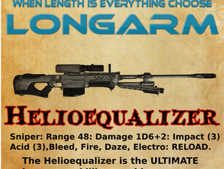 RELIC WEAPON: HELIOEQUALIZER
