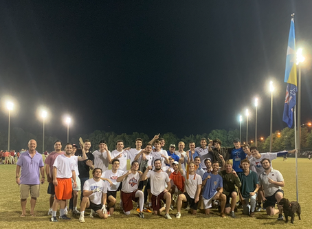 Sigma Chi Wins Intramural Football Championship