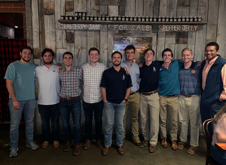 Sigma Chi Gamma Elects New Officers