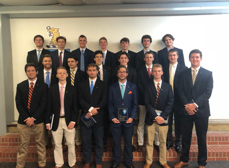 Sigma Chi Gamma Welcomes Fall 2018 Pledge Class