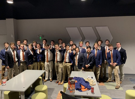 Gamma Sigma Initiation - Fall 2019