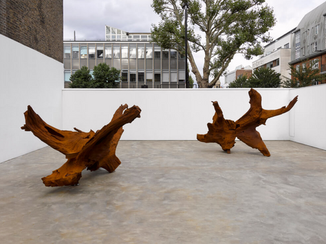 'Ai Weiwei: Roots' Review - Lisson Gallery