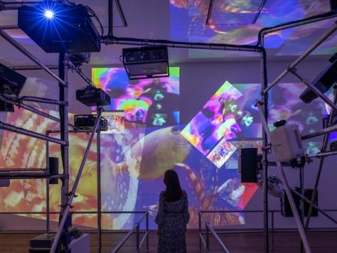 'Nam June Paik' Review - Tate Modern