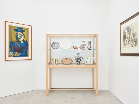 Picasso, six months later, 'Atelier Picasso' Review – BASTIAN Gallery