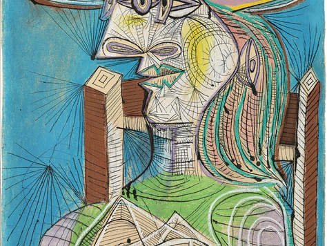 'Picasso and Paper' Review – Royal Academy