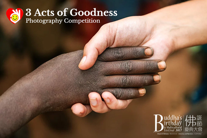 3 Acts of Goodness Photography Competition