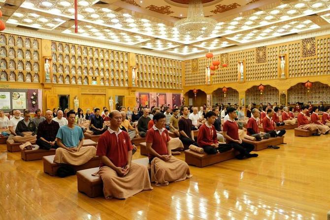 Meditation Class - in English