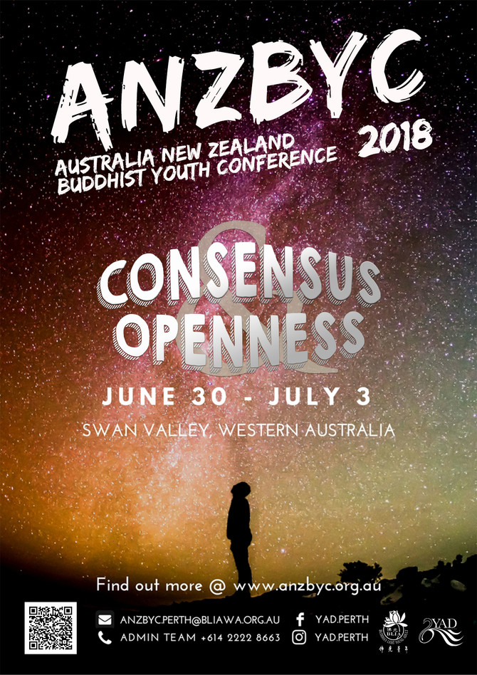 Join us @ ANZBYC 2018