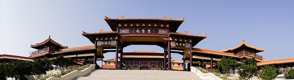Dajue Temple, Yixing, People's Republic of China