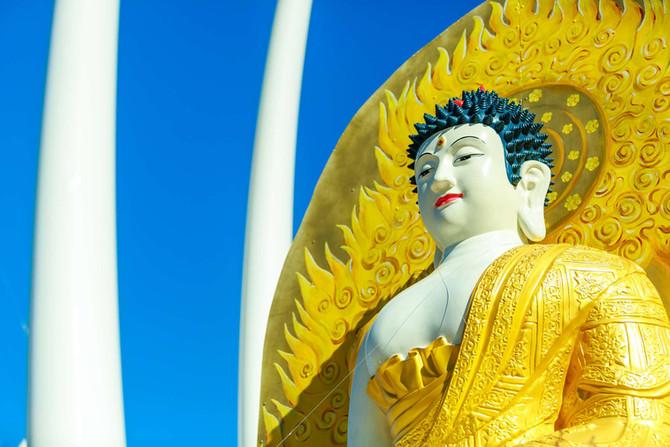 Celebrate Buddha's Birthday @ Elizabeth Quay