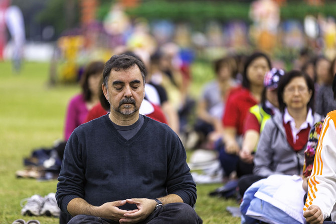 Meditation, Taichi and Tea Meditation @ Elizabeth Quay