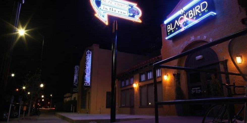Cocktail Reception at Blackbird
