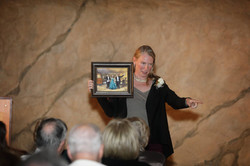 Bel Canto Live Auction painting