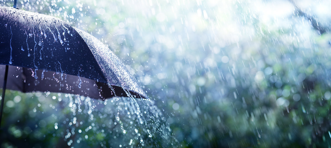 At-Home Therapy Activity: April Showers