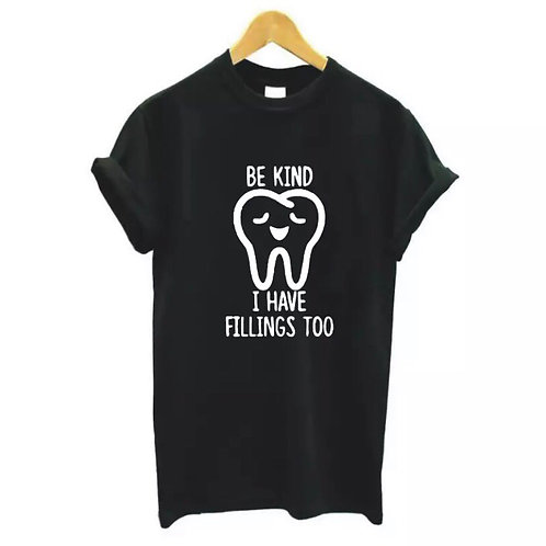 Yoyo , I have fillings too